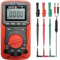 Прилад для вимірюв. електр. параметрів і температури [24], YT-73086 YATO
