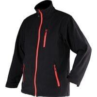 Куртка робоча DEZ з пом'якшеною оболонкою, розм. S, YT-80390 YATO