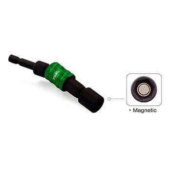 Головка на шуруповерт 8мм L=87мм с шарниром магнитная, BEBA0808 TOPTUL