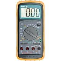 Тестер електр-х параметрів цифровий універс, висота цифр-25мм (81784 Vorel)