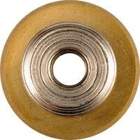 Ролик для плиткорізу YT-3704,-05,-06,-07,-08, ?=22х11, h= 2 мм [50/250], YT-3714 YATO