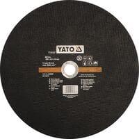 Диск відрізний по металу ?= 400 х 32 мм, h= 4.0 мм [5/25], YT-6137 YATO