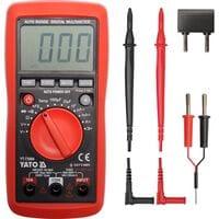 Прилад для вимирюв. електр. параметрив и температури, YT-73084 YATO