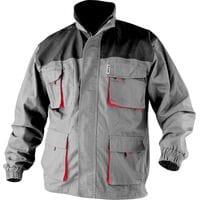 Куртка робоча легка DAN, розм. XXL, 65%- поліестер, 35%- бавовна, YT-80284 YATO