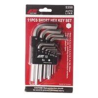 Набор угловых ключей HEX 1,5-12мм 11ед. (5350 JTC)