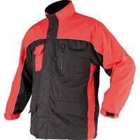 Куртка робоча утеплена поліестерова з фліс-підкладкою DORRA, розм. M, YT-80381 YATO