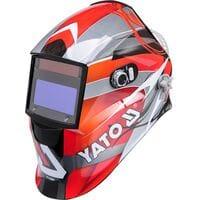 Маска захисна зварювальника з саморегульованим фільтром, YT-73921 YATO