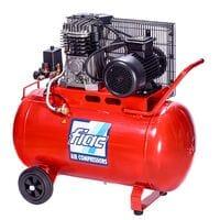 Компрессор поршневой с ременным приводом, Vрес=100л, 360л/мин, 380V, 2, 2кВт, AB100-360-380-СНГ FIAC