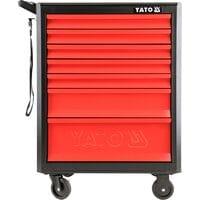 Шафа-візок для інструментів з 7 шуфлядами, 932x665x453 мм, YT-09000 YATO