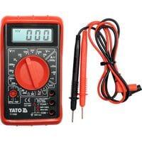Прилад цифровий для вимирюв. електр-х параметрив, YT-73080 YATO