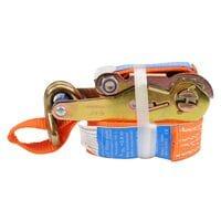 Ремінь для кріплення багажу, з тріщаткою 1000daN, 35мм х 2м (82377 Vorel)
