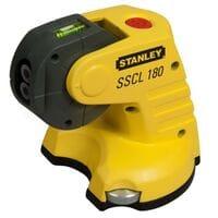 """Уровень лазерный построитель плоскостей с лазерным отвесом """"XP180"""", 0-77-218 Stanley"""