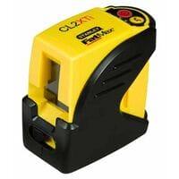 Уровень лазерный CL2XTi двухплоскостной FatMax® (к-кт - 12 ед. шест, 2- треноги, детектор), 1-77-121 Stanley