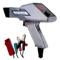 Стробоскоп с анализатором оборотов/угла замкнутого состояния контактов прерывателя/напряжения (метал, DA-5100 TRISCO