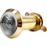 Вічко дверне 35-50мм GOLD 200' (77920 Vorel)