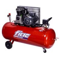 Компрессор поршневой с ременным приводом, Vрес=200л, 510л/мин, 380V, 3кВт, AB200-510-380 FIAC