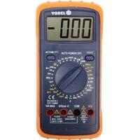 Тестер електр-х параметрів цифровий універс, висота цифр-25 мм (81783 Vorel)