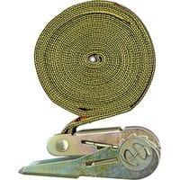 Ремінь для кріплення багажу зажим. фіксатор 25мм х 5м (82341 Vorel)