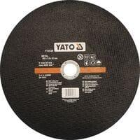 Диск відрізний по металу ?= 350 х 32 мм, h= 3.5 мм [5/25], YT-6136 YATO