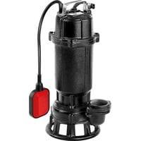 Насос чавунний з подрібнювачем для брудної води, 750 Вт, 16000 л/хв, YT-85350 YATO
