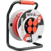 Удлинитель на катушке 30м 3G 2, 5мм2, YT-8106 YATO