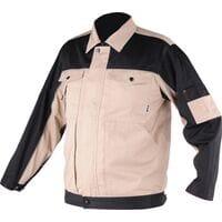 Куртка робоча DOHAR, розм. L, 65%- поліестер, 35%- бавовна, YT-80437 YATO