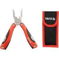 Набор принадлежностей с 9 инструм-ми, YT-76041 YATO