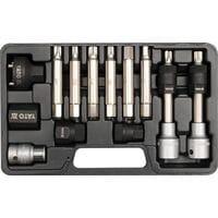 Набор ключей и голов. для генераторов, 13 шт., YT-0421 YATO