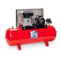 Компрессор поршневой с ременным приводом, Vрес=300л, 800л/мин, 380V, 5, 5кВт, AB300-800-380 FIAC