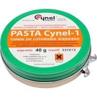 """Паста для паяння """"Cynel"""", 40 гр. (76835 Vorel)"""