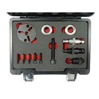 Комплект для снятия муфты компрессора кондиционера, тип компрессоров: GM R4, А6, HR-6, DA-6, V5 A / C, а так же S, F-04D1003D FORSAGE