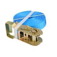 Ремінь для кріплення багажу з тріщаткою 1000daN 25мм х 4м (82343 Vorel)