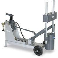 Пресс мобильный для выпресовки шкворней 65т. BLITZ Nogra Press 65-275