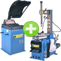 Комплект шиномонтажного оборудования BEST T521+W61