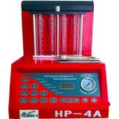 Установка для проверки и чистки форсунок BEST HP-4A