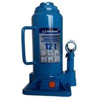 Домкрат бутылочный гидравлический 12T (UN91204 Unitraum)