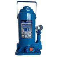 Домкрат бутылочный гидравлический 16T (UN91604 Unitraum)
