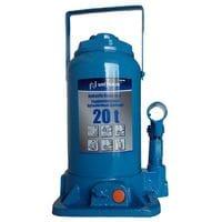Домкрат бутылочный гидравлический 20T (UN92004 Unitraum)