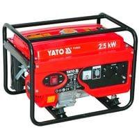 Генератор бензиновый, 2.5 кВт, YT-85432 YATO