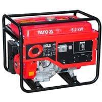 Генератор бензиновый, 3.2 кВт, YT-85434 YATO
