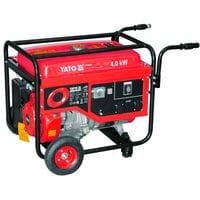 Генератор бензиновый, 4.0 кВт, YT-85437 YATO