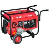 Генератор бензиновый, 5.0 кВт, YT-85440 YATO