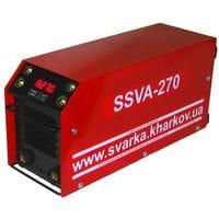 Сварочный аппарат инверторного типа SSVA-270 (220V)