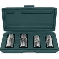 Комплект шпильковертов 6, 8, 10, 12мм, 4 предмета (AG010059 Jonnesway)