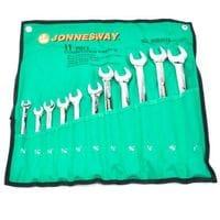 "Набор комбинированных ключей 3/8""-1"", 11 предметов (W26411SA Jonnesway)"
