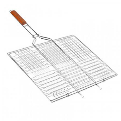 Решетка-гриль STENSON плоская 58.5*40*30см MH-0162 MPH010287